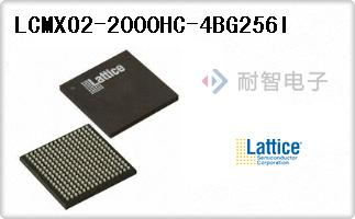 LCMXO2-2000HC-4BG256I