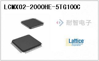 LCMXO2-2000HE-5TG100C