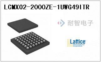 LCMXO2-2000ZE-1UWG49ITR