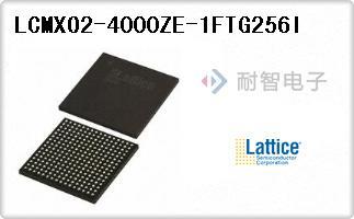 LCMXO2-4000ZE-1FTG256I