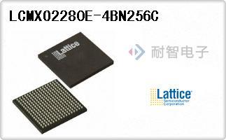 LCMXO2280E-4BN256C
