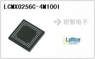 LCMXO256C-4M100I