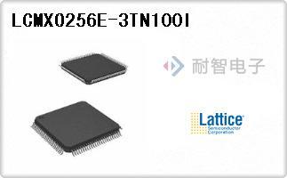 LCMXO256E-3TN100I