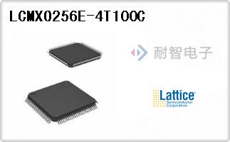 LCMXO256E-4T100C