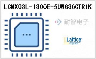 LCMXO3L-1300E-5UWG36CTR1K