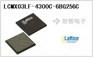 LCMXO3LF-4300C-6BG256C