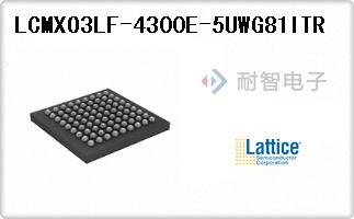 LCMXO3LF-4300E-5UWG81ITR