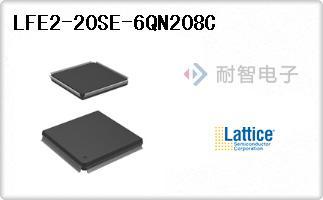 LFE2-20SE-6QN208C