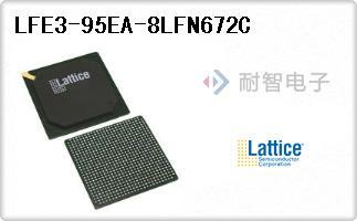 LFE3-95EA-8LFN672C