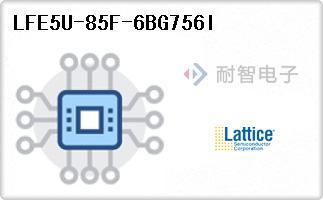 LFE5U-85F-6BG756I