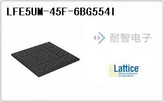 LFE5UM-45F-6BG554I