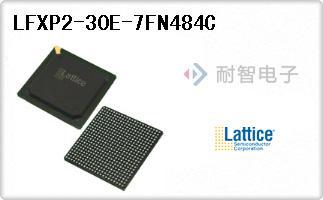 Lattice公司的FPGA现场可编程门阵列-LFXP2-30E-7FN484C