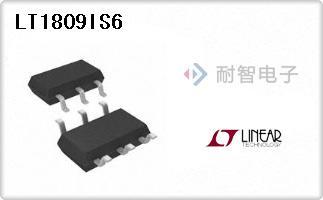 Linear公司的运算放大器,缓冲放大器芯片-LT1809IS6