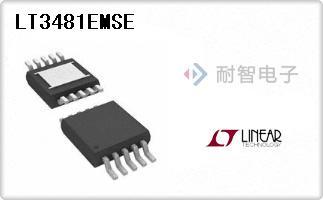 LT3481EMSE