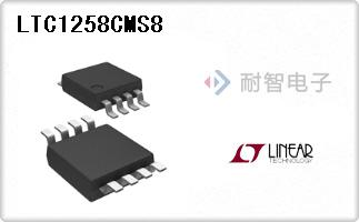 LTC1258CMS8