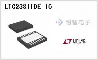LTC2381IDE-16