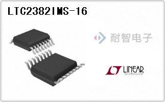 LTC2382IMS-16