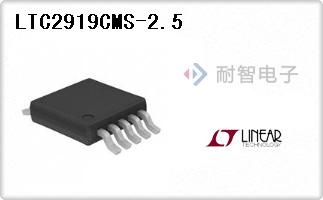 LTC2919CMS-2.5