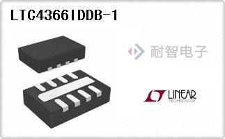 Linear公司的电涌抑制芯片-LTC4366IDDB-1