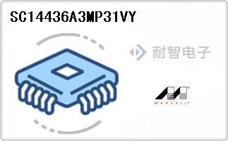 Marvell公司的微处理器-SC14436A3MP31VY