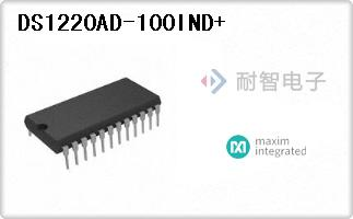 DS1220AD-100IND+