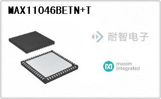 MAX11046BETN+T