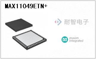 MAX11049ETN+