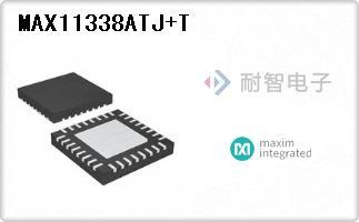 MAX11338ATJ+T