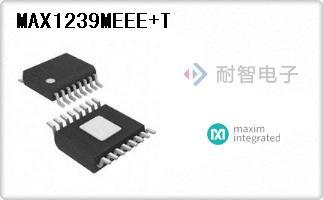 Maxim公司的模数转换器芯片-MAX1239MEEE+T