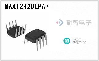 MAX1242BEPA+