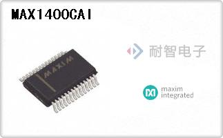 Maxim公司的模数转换器-MAX1400CAI