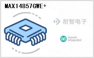 MAX14857GWE+