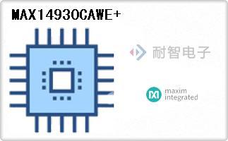 MAX14930CAWE+