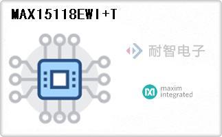 MAX15118EWI+T