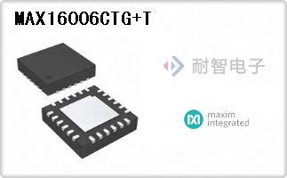 MAX16006CTG+T