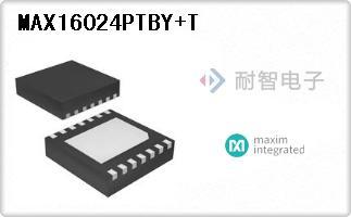 MAX16024PTBY+T