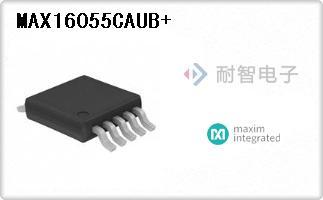 MAX16055CAUB+