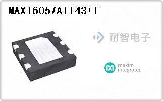 MAX16057ATT43+T
