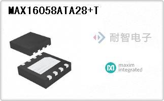 MAX16058ATA28+T
