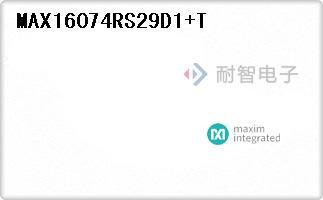 MAX16074RS29D1+T