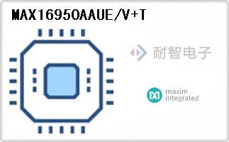 MAX16950AAUE/V+T