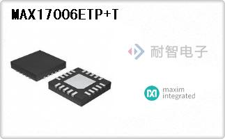 MAX17006ETP+T