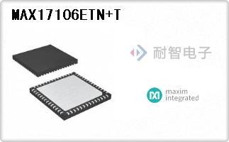 MAX17106ETN+T