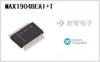 MAX1904BEAI+T