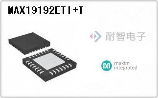 Maxim公司的模数转换器芯片-MAX19192ETI+T