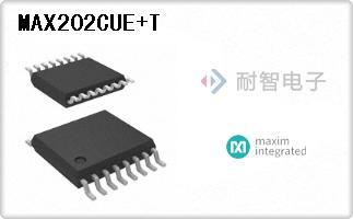 MAX202CUE+T