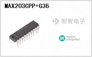 MAX203CPP+G36