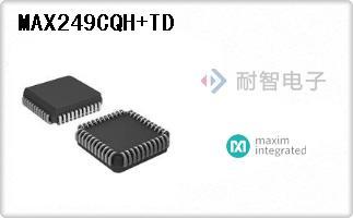 MAX249CQH+TD