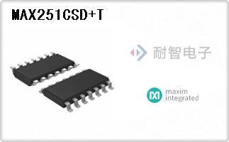 MAX251CSD+T
