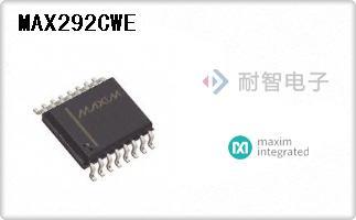 MAX292CWE